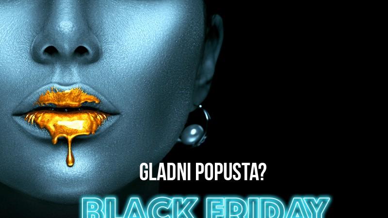 Black Friday u Tower Centru