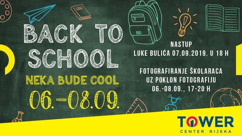 Back to school neka bude cool