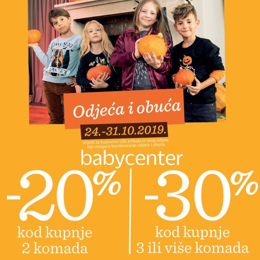 Tower Center Rijeka - Nove pogodnosti u Baby Centru