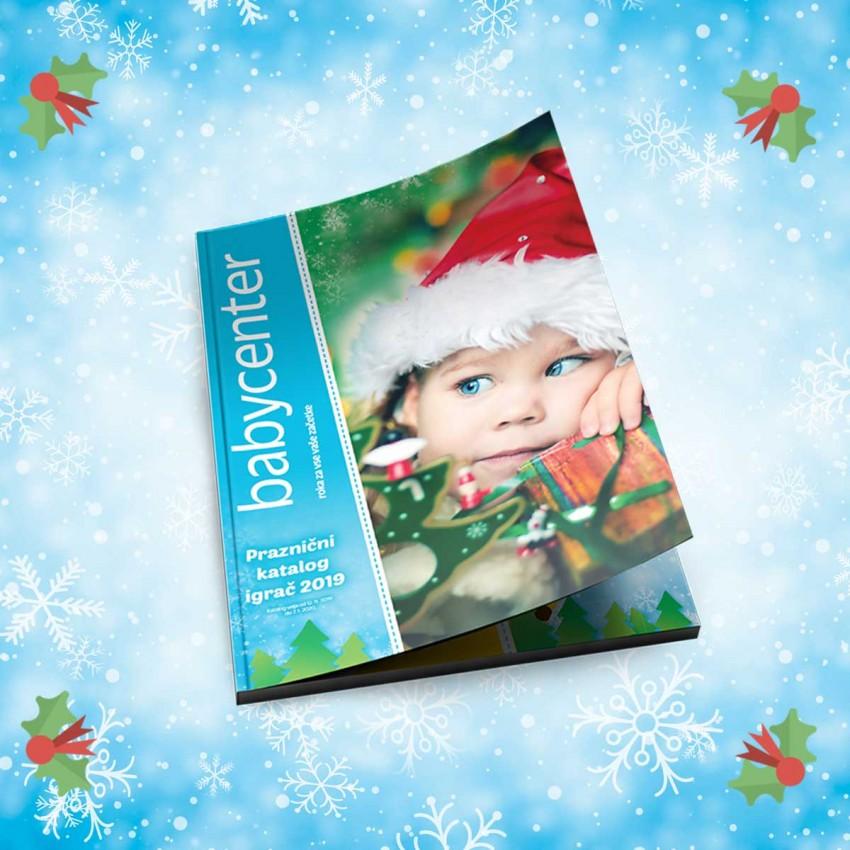Božićni katalog Baby Centra