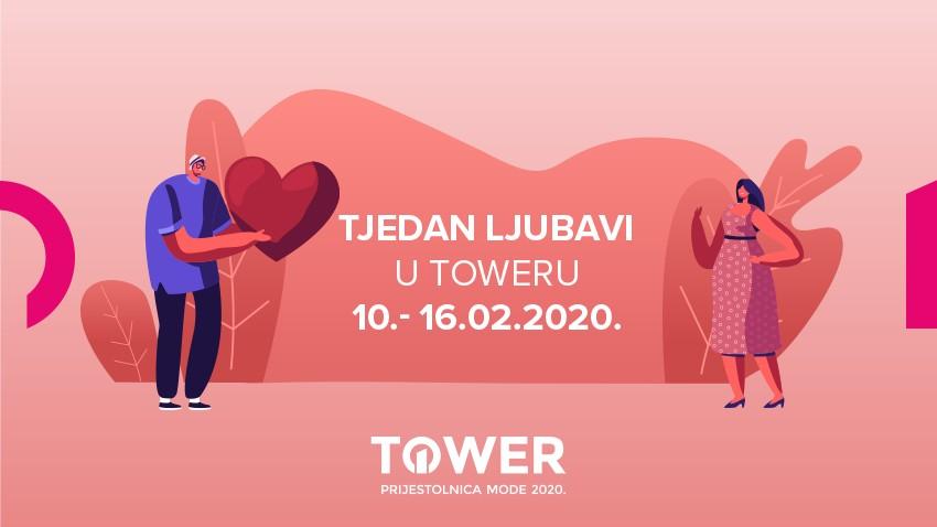 Tjedan ljubavi u Toweru