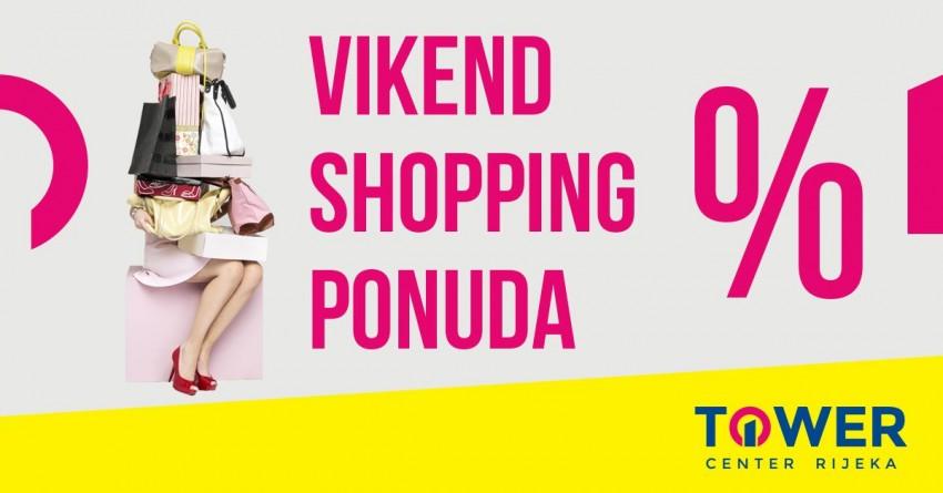 VIKEND SHOPPING PONUDA