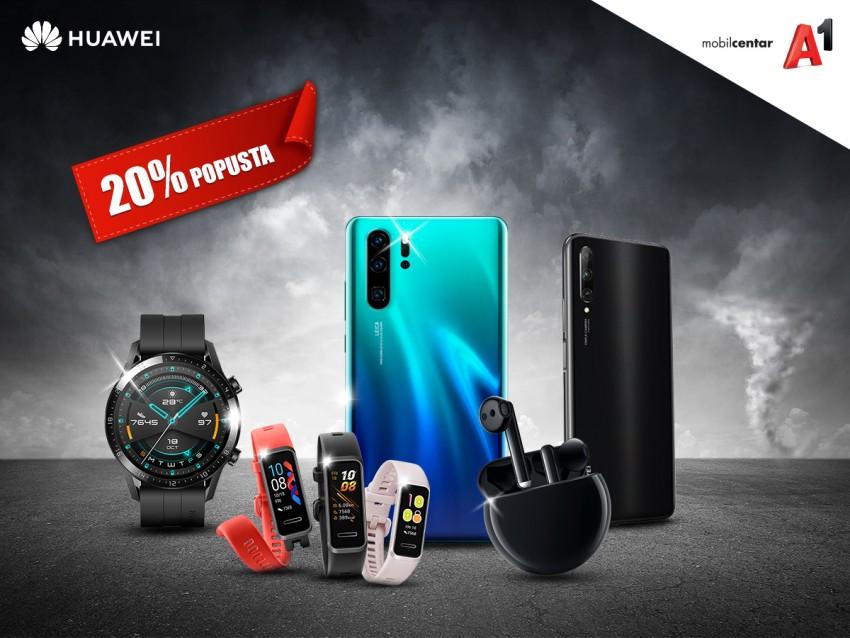 Huawei promocija u A1