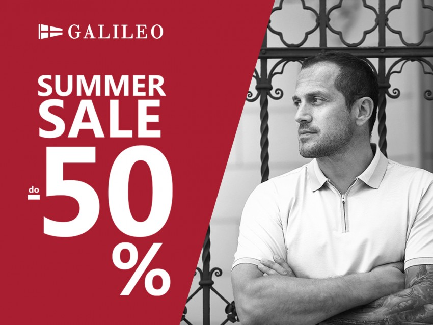 Galileo Summer Sale