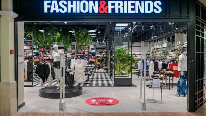 Tower Center Rijeka - Fashion&Friends
