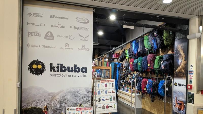 Tower Center Rijeka - Kibuba