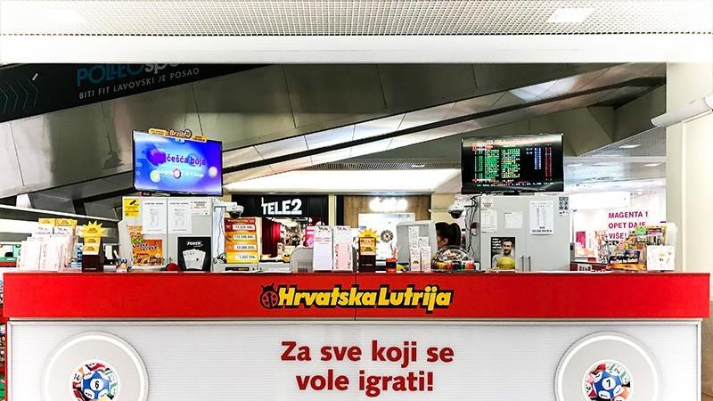 Tower Center Rijeka - Hrvatska Lutrija