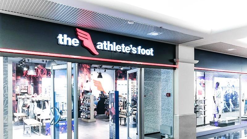 Tower Center Rijeka - The Athlete's Foot