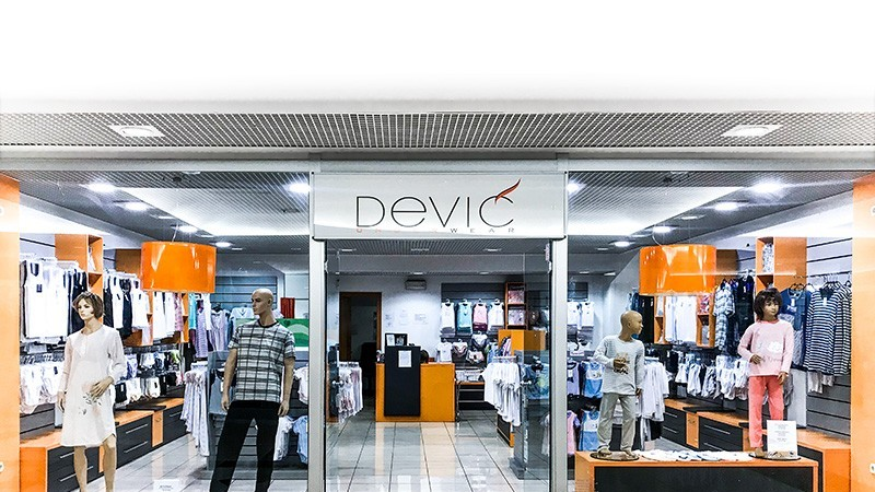 Tower Center Rijeka - Dević Underwear