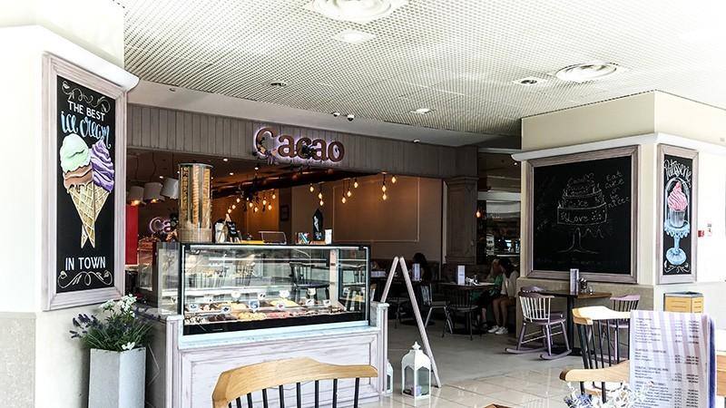 Tower Center Rijeka - Cacao