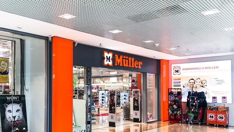 Tower Center Rijeka - Müller