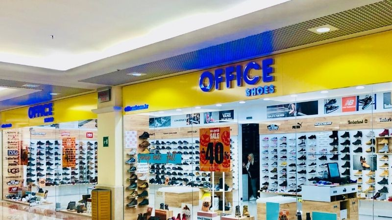 Tower Center Rijeka - Office Shoes