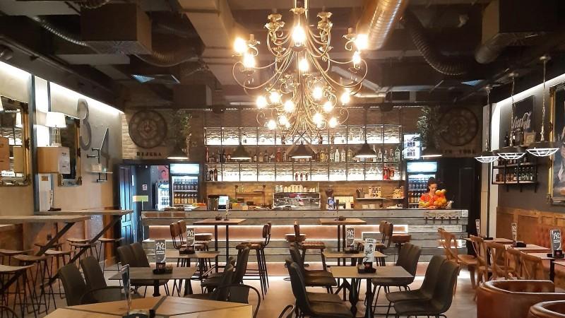 Tower Center Rijeka - Yankee's Bar