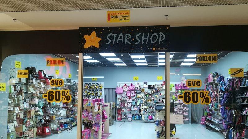 Tower Center Rijeka - Star shop