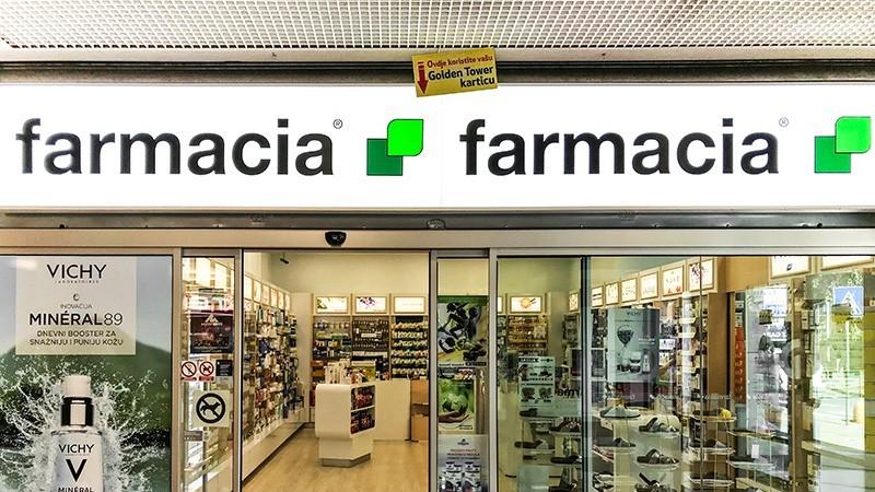 Tower Center Rijeka - Farmacia