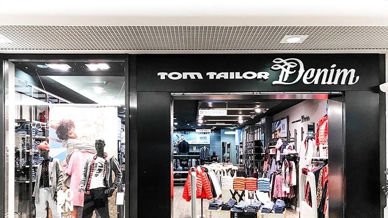 Tower Center Rijeka - Tom Tailor Denim