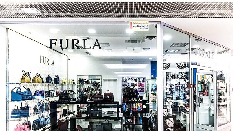 Tower Center Rijeka - Furla Corner
