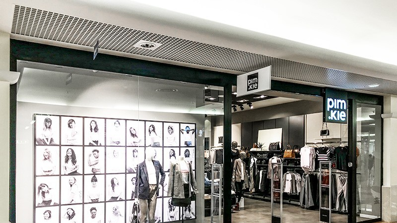Tower Center Rijeka - Sportina Pop Up Store