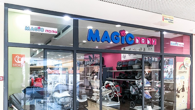 Tower Center Rijeka - Magic Baby